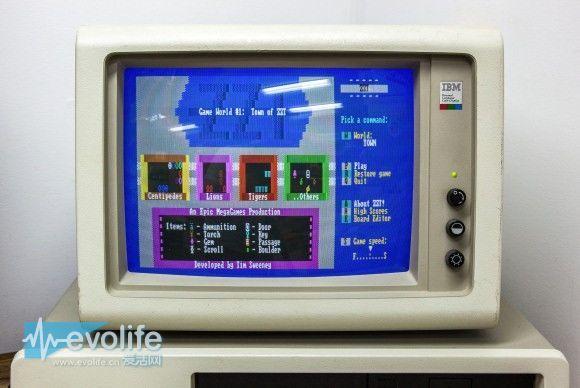 祝35岁的IBM PC生日快乐!