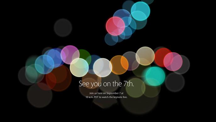 就叫iPhone7了!苹果9月7日的发布会十有八九会讲这些