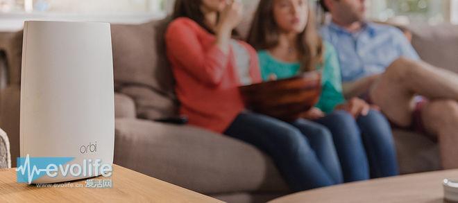 无缝聚合 Netgear联手高通推出全球首个三频Wi-Fi系统Orbi