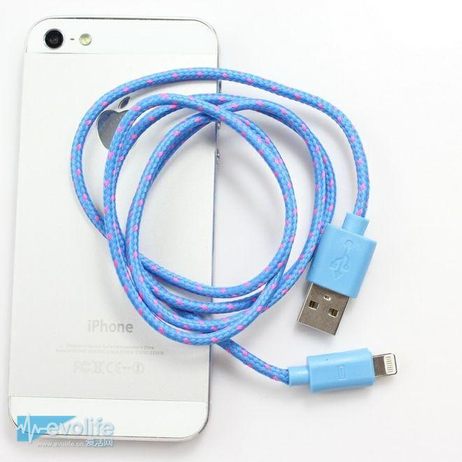 糙货闪开让专业的来! iPhone 7迎宾队不接受山寨数据线