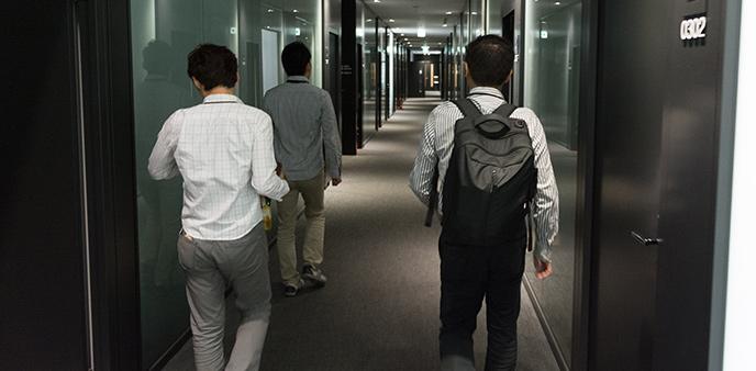 干货满满 索尼东京电视部门大本营内的三小时