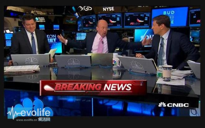 不买iPhone7就别瞎BB CNBC名嘴炮轰华尔街分析师