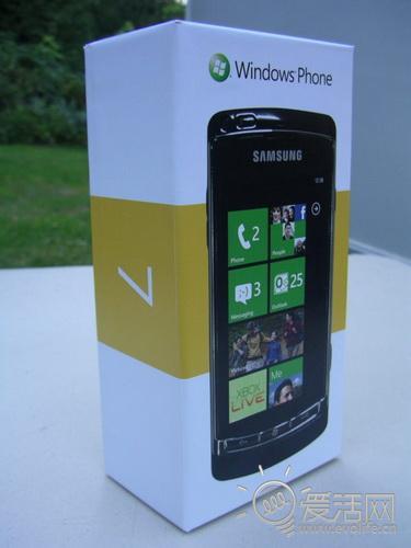 Windows Phone 7 包装