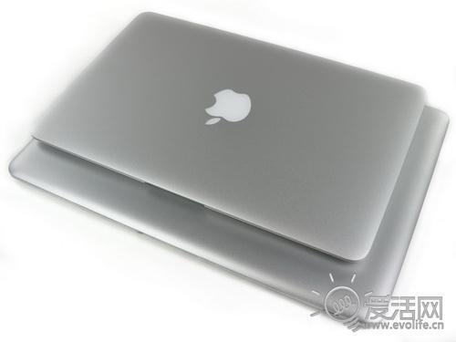 11寸MacBook Air内部大探秘:基本全是电池