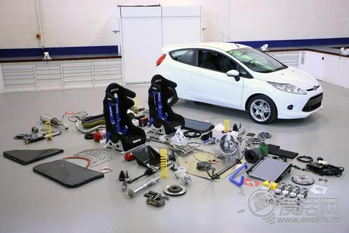168匹马力加持 福特推出嘉年华改装套件
