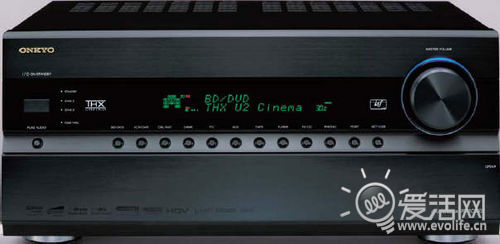 安桥PR-SC5508 9.2声道前级