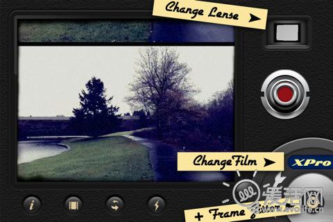8mm相机 让iPhone的摄像头带上胶片味儿
