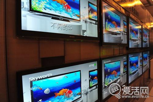 创维E92 RD酷开3D电视抢先把玩