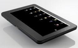 安桥发布新款Android平板 双核处理器已成街机