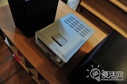 安桥利物浦V645 iPhone组合音响把玩