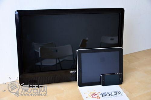 触手怪大战愤怒小鸟 戴尔ST2220T多点触摸显示器体验
