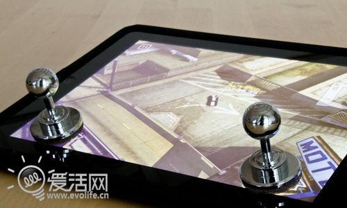 在iPad上打街机什么感觉? 平板机摇杆外设实测