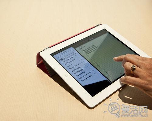 iPad 2真机上手试玩图集