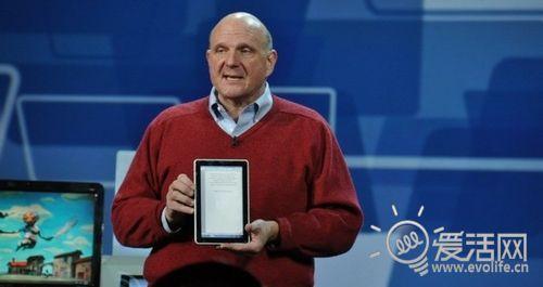 谁都信不过 微软要推自有品牌Windows 8平板
