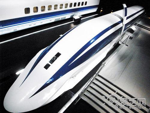 时速500公里 日本启动世界最快磁悬浮列车项目