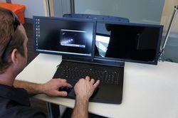 Gscreen双屏笔记本电脑:虽然不明白感觉好厉害
