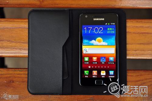 拜见女王陛下 三星Android机皇Galaxy S II初体验