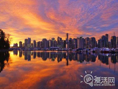 【去他的摄影】抬起镜头 认真看一次日落时的夕阳
