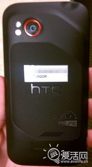 1.5G双核+720P屏幕 HTC新旗舰Vigor即将来袭