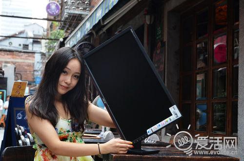 亲密接触 华硕专业显示器与摄影爱好者相聚田子坊