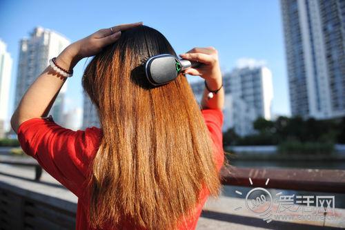 华梳理云鬓 博朗Satin Hair IONTEC发梳体验