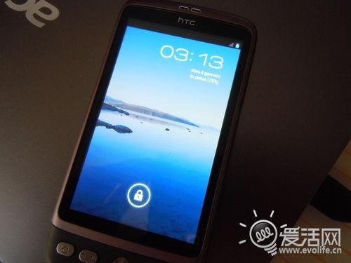 黑客真给力 HTC G7成功运行Android 4.0 AOSP版