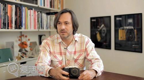 和Marc Newson有个故事 宾得K-01相机预览