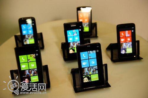 万里长征第一步:Windows Phone在英销量终超塞班
