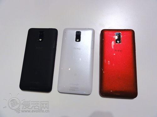 日台混血儿 HTC首款日系定制手机HTC J真机把玩
