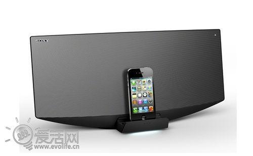 索尼推iPhone/iPod HiFi系统