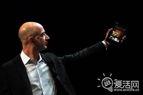 笑傲半壁江山 Kindle Fire已占领过半Android平板市场