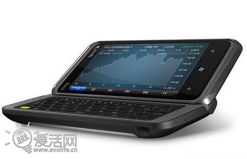 iPhone改变世界 HTC只爱触屏欲放弃物理键盘手机