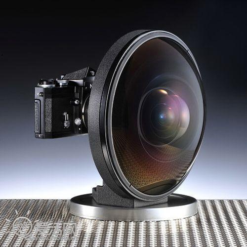 世界之眼再登场 传奇超广角镜头尼克尔6mm F2.8现身英国