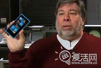 苹果创始人:WP手机是乔布斯转世 Android毫无可比性