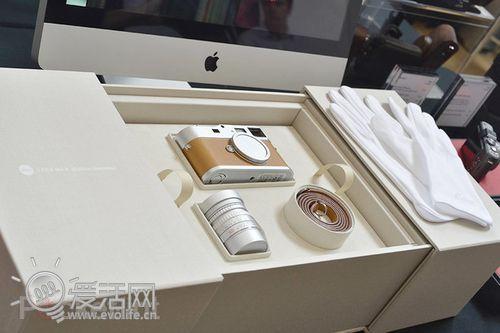 高富帥新玩具 徠卡全球限量300臺M9-P愛馬仕版開箱
