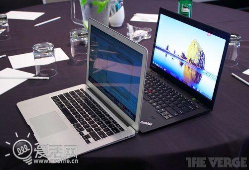 联想发布世上最轻的14寸超极本ThinkPad X1 Carbon