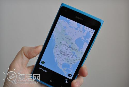 再见Bing地图 传闻WP8设备将内置诺基亚地图和3D导航