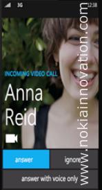 Windows Phone 8截图泄露 新界面内置整合版Skype