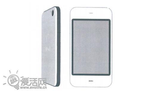 苹果公布iPhone原型图 声称设计没有索尼的影子