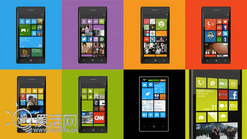 Windows Phone 8 SDK泄漏 果然内置诺基亚3D地图