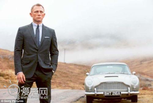 汽车也能打印 细看《天降危机》中的阿斯顿马丁是怎么来的