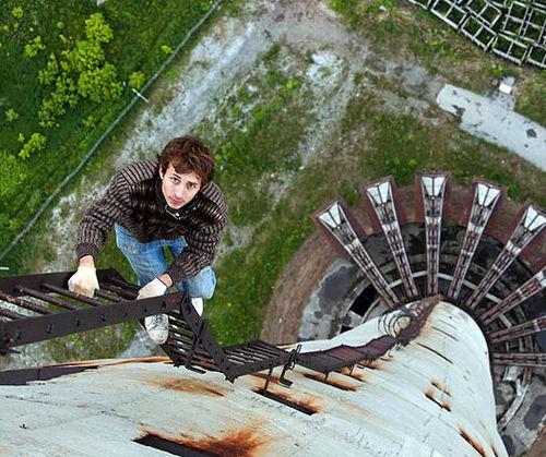 【去他的摄影】来自俄罗斯的越空行者