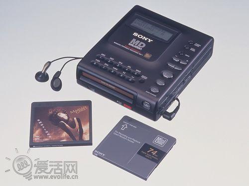 又一个时代的终结 索尼宣布停产MD播放器