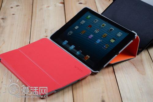 新春新色彩 ODOYO iPad Mini新款保护套赏析