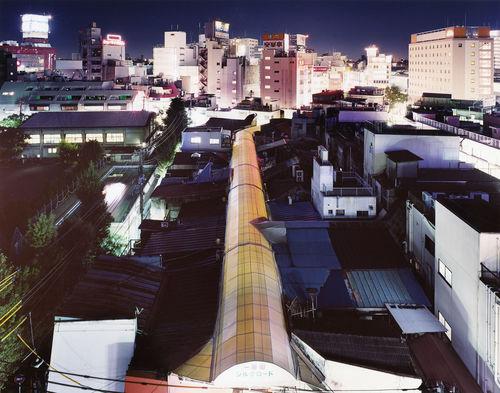 【去他的摄影】佐藤信太郎《暮色中的东京》