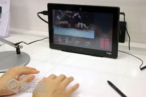 富士通研发手势识别技术:打字从此无需键盘