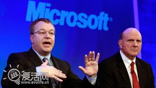 诺基亚高管再谈与微软合作:像恋人一样互补