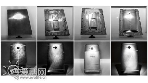 htc one外壳材质_偏执的金属气质 HTC One金属Unibody机身解密_爱活网 Evolife.cn