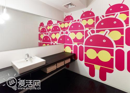 谷歌日本办公室参观:与众不同的日本文化