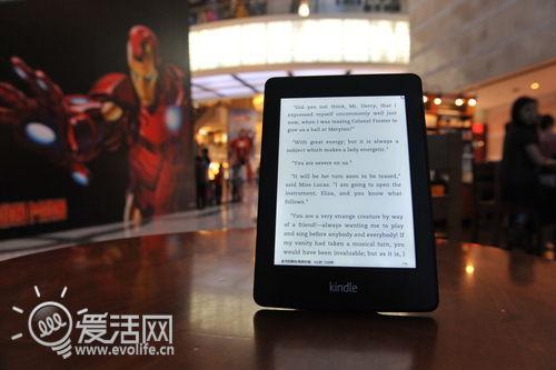 黑白世界同样炫丽 国行版Kindle Paperwhite上手试玩